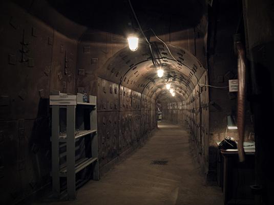 Подземный Пекин
