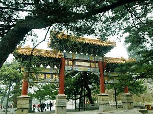 Храм Таньже