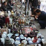 Рынок антиквариата в Китае