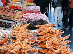Рынок в Урумче