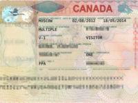 Виза в Канаду самостоятельно