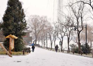 Зимний Пекин