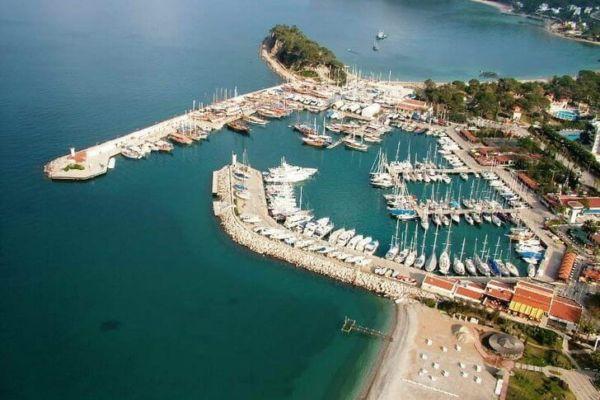 порт Кемера