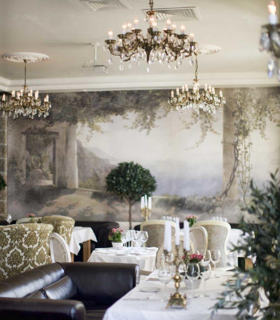 Самый романтичный ресторан Москвы