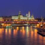 Романтика Москвы
