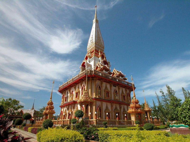 Куда поехать отдыхать в Тайланде