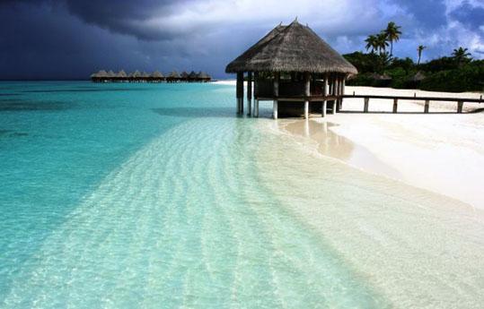 Сезон отдыха на Мальдивах