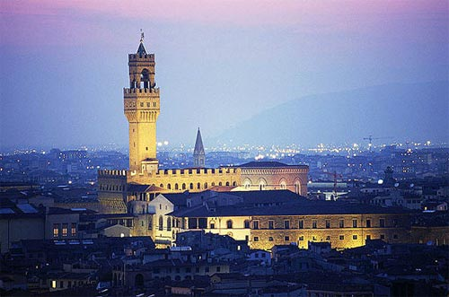 Добраться во Флоренцию