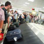 Перегруз багажа в самолете
