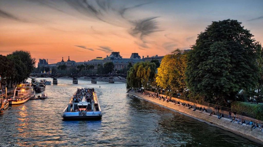 Париж 3