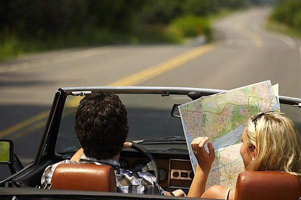 куда поехать на автомобиле