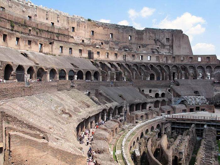 Куда сходить в Риме