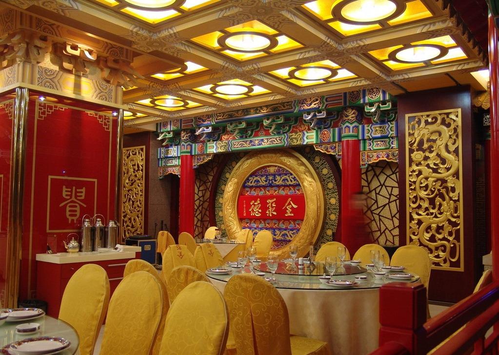 Ресторан, где можно поесть утку по-пекински