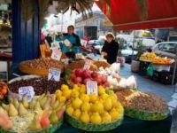 Цены на продукты в Греции