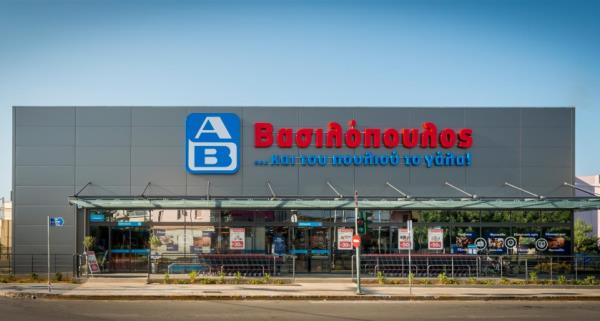 супермаркет в греции