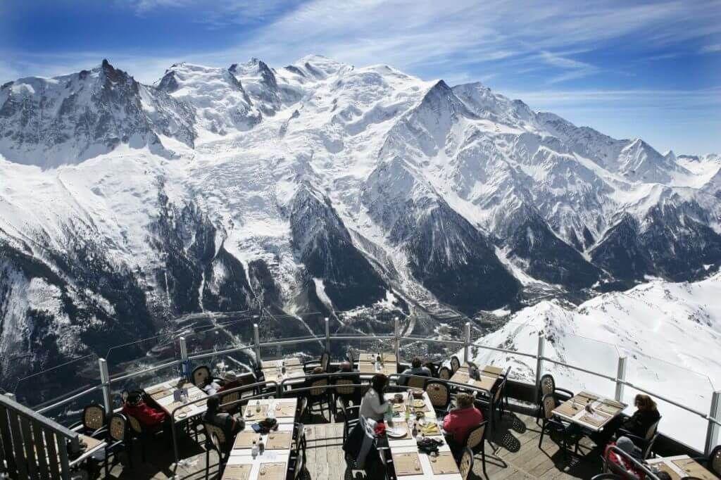 горнолыжные курорты Франции фото
