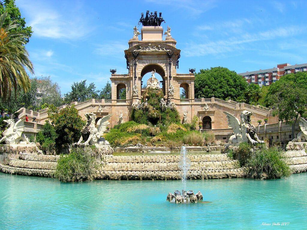 фото достопримечательностей Испании