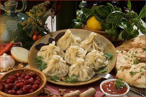 фото грузинских блюд