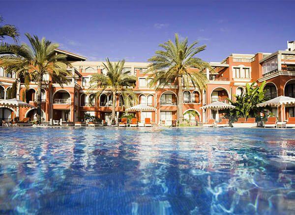 фото отелей Испании