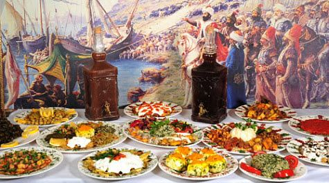 фото турецкая кухня