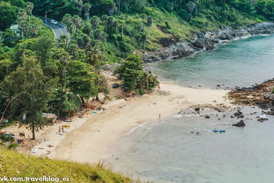 Пляж Януй – Ya Nui Beach