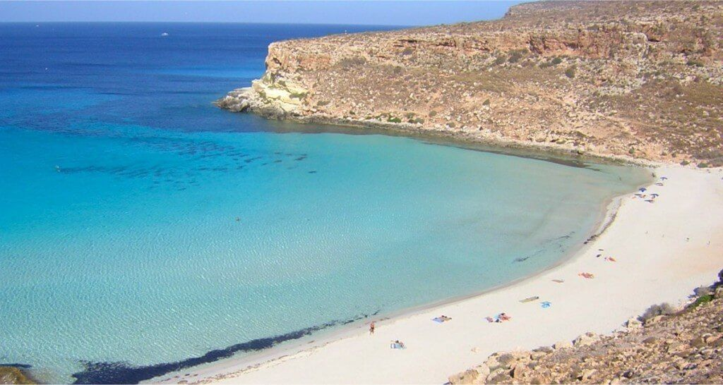 фото пляжи Сицилии