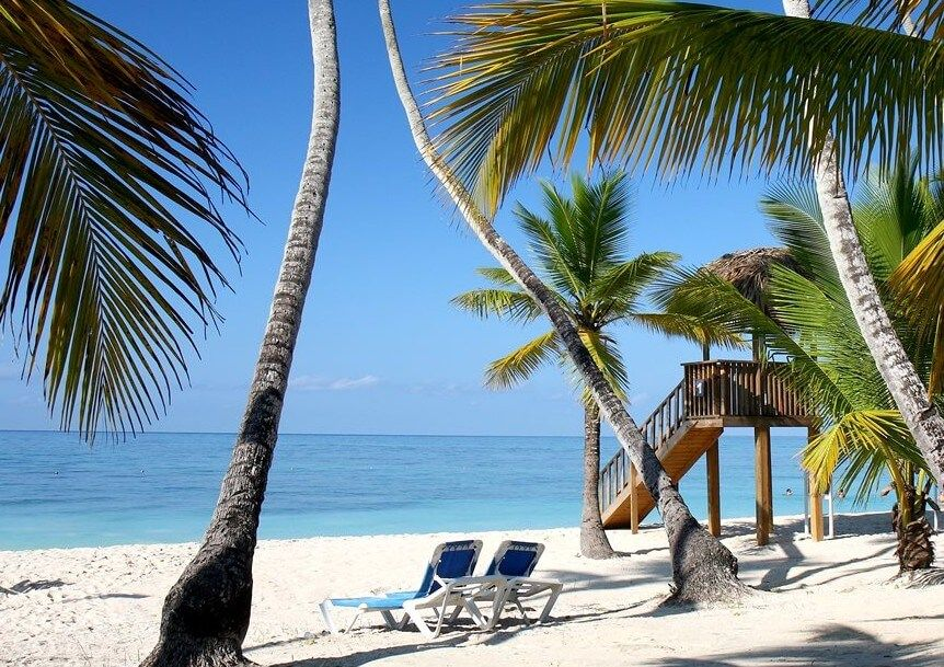доминикана арена горда фото пляжей и отелей