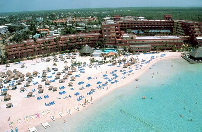 доминикана бока чика фото пляжей и отелей 5 звезд