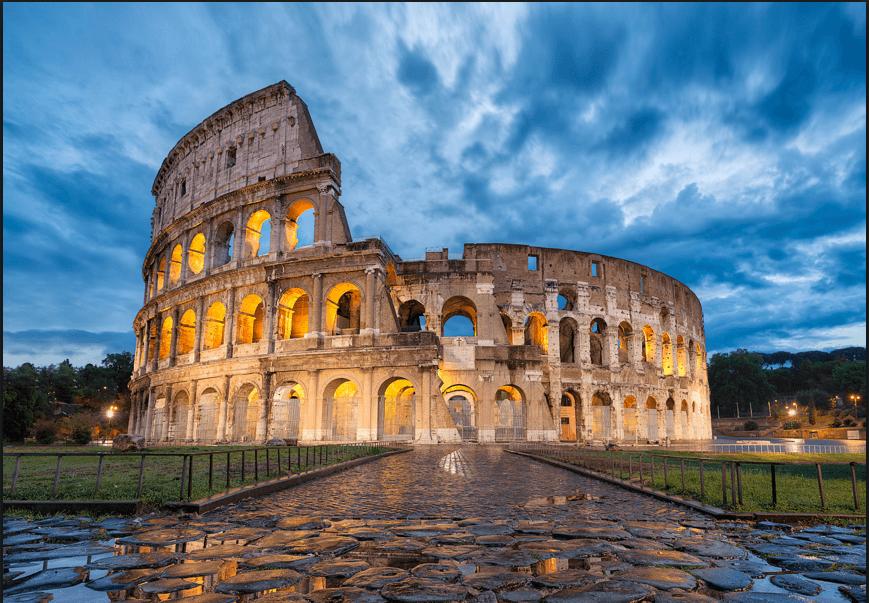 фото Колизей в Риме