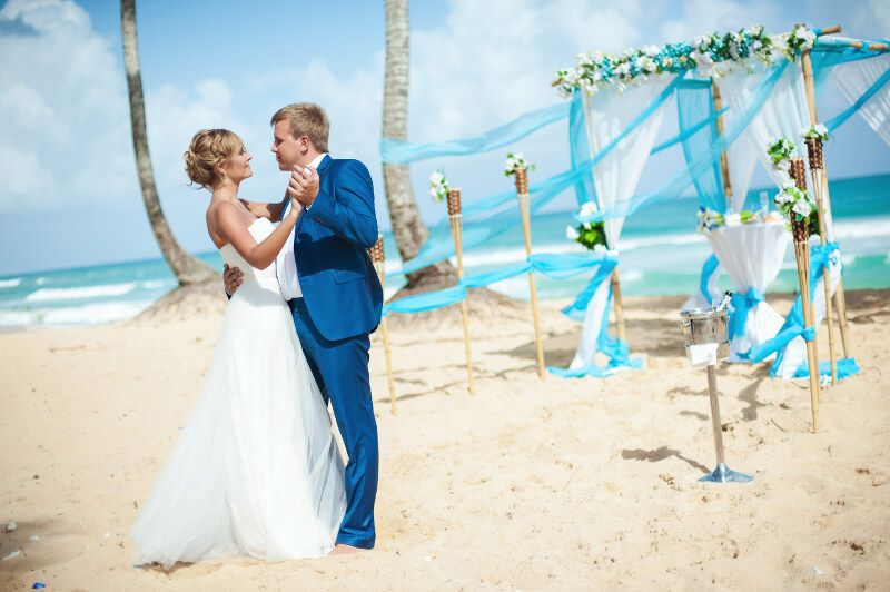 доминикана свадьба фото пляжей и отелей