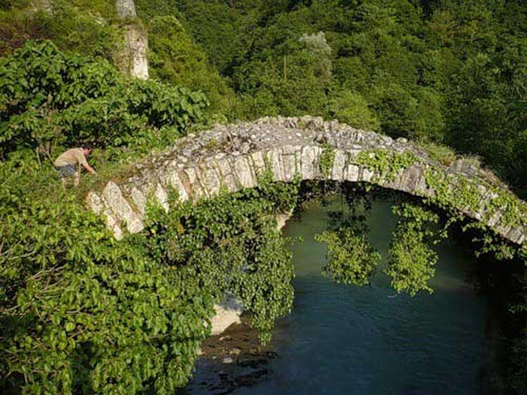 фото мост в Сухуме