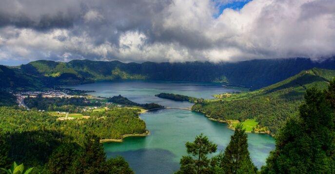 удивительная красота островов
