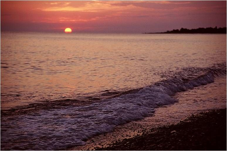фото черное море Пицунда