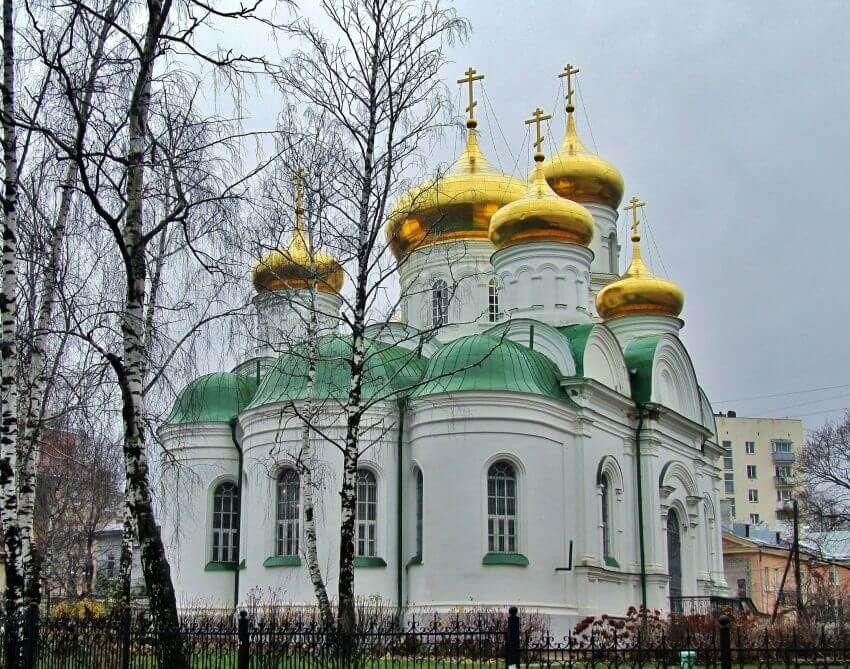 фото церкви Сергию Радонежскому