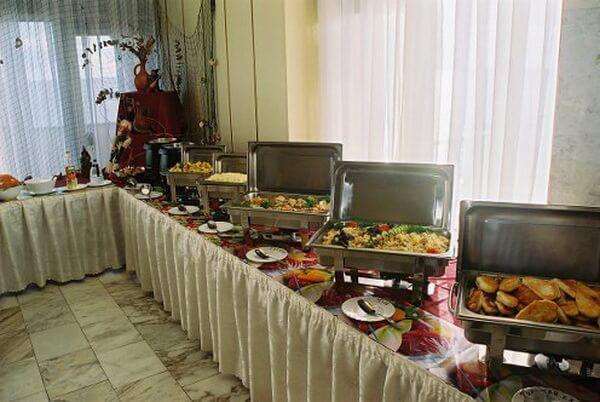 фото питание в Абхазии