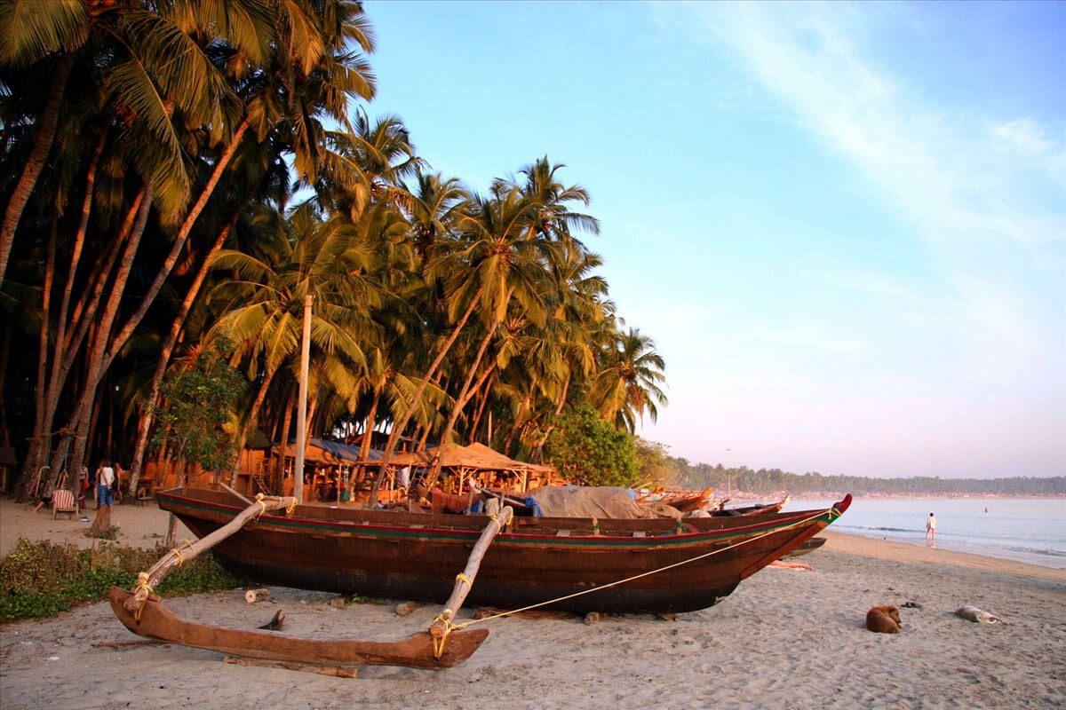 фото отдых в Гоа