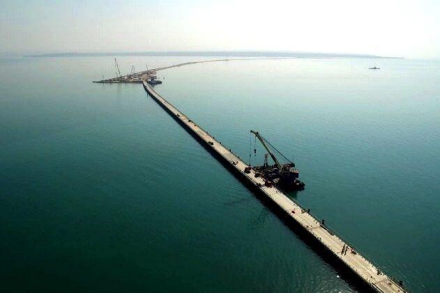 Керченский мост: длина и особенности выбора проекта