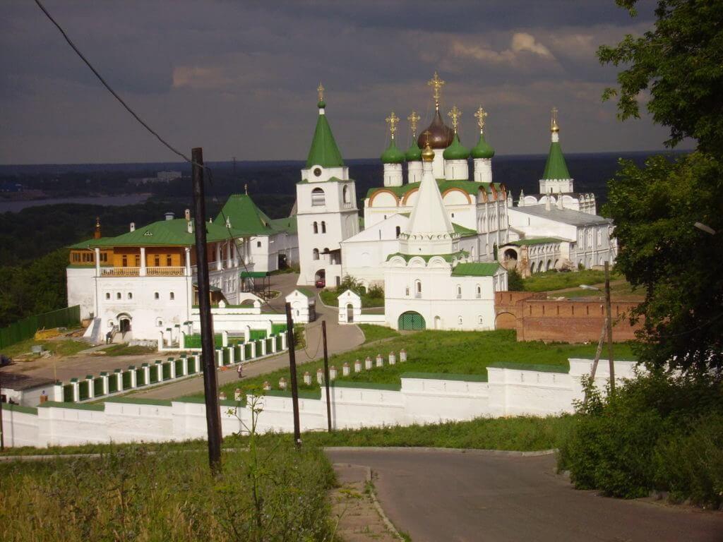фото Печерского монастыря