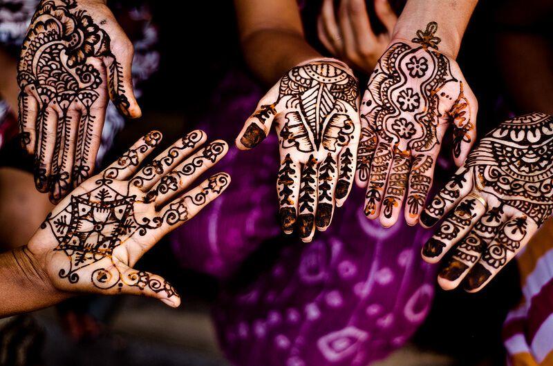 фото индийское творчество