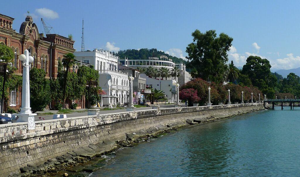 фото поездка в Абхазию