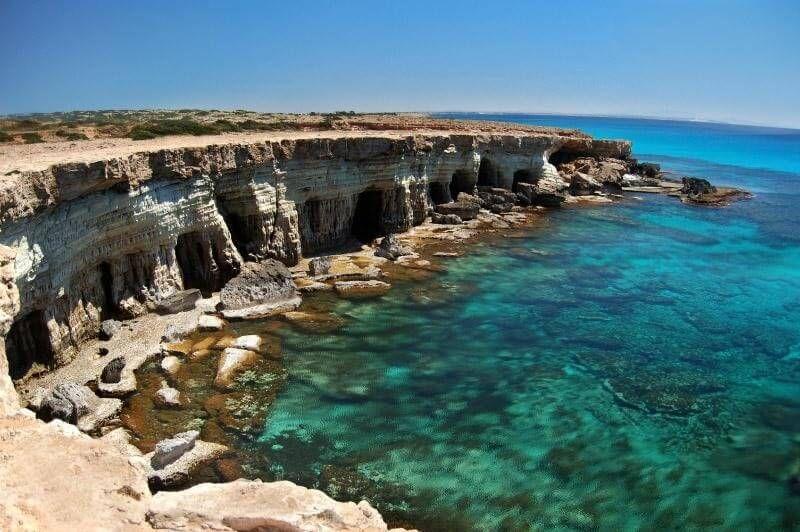 фото моря возле Кипра