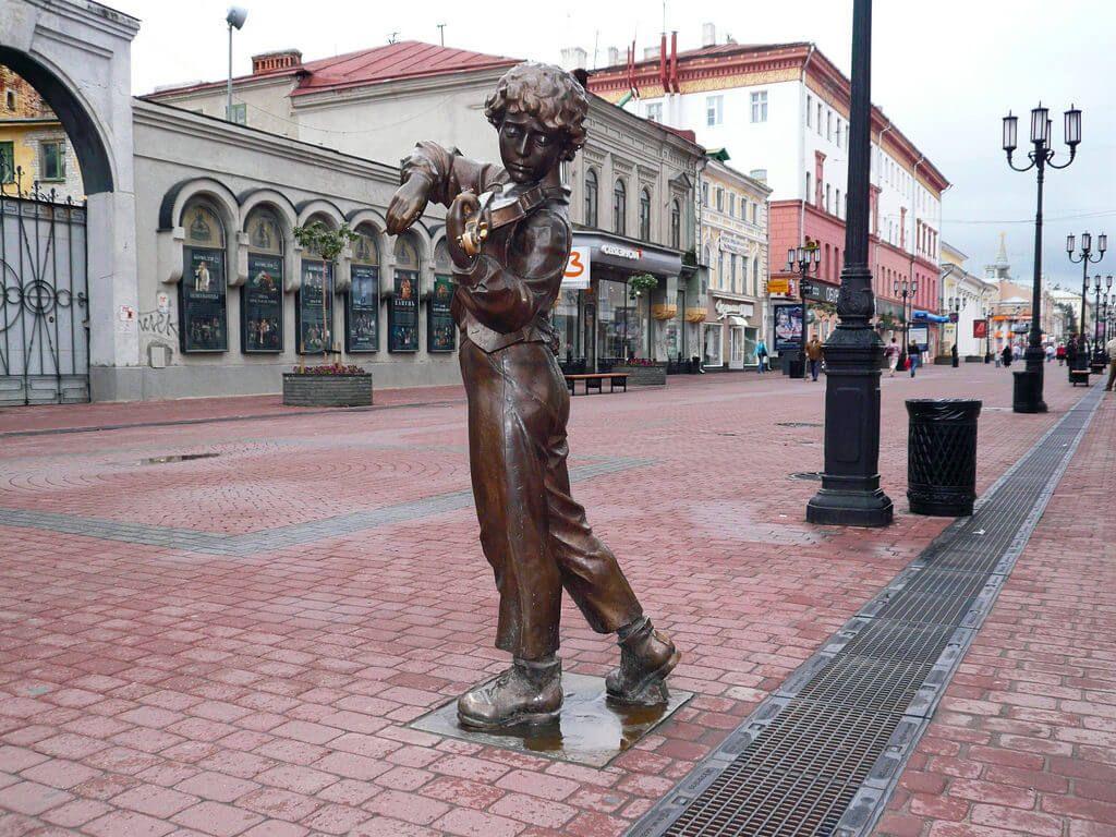фото на Покровской улице