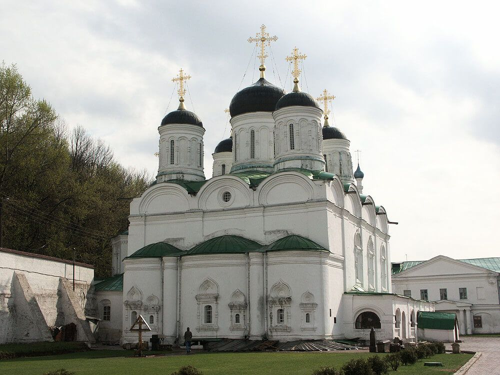 фото благовещенского монастыря