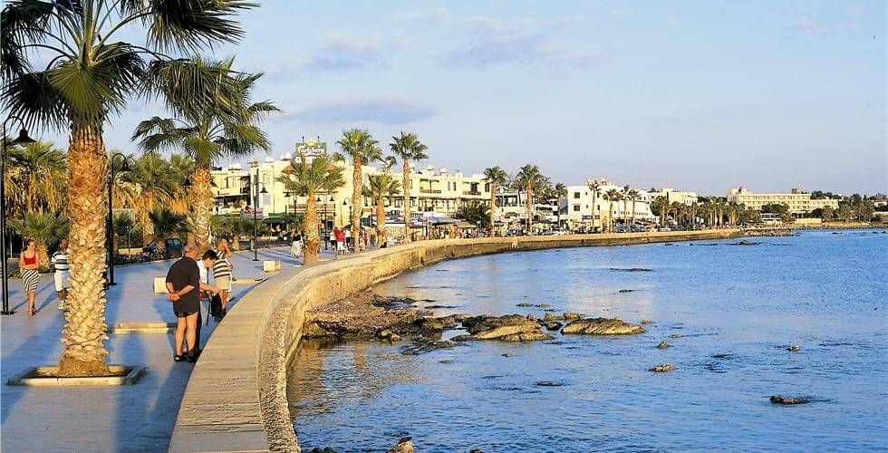 Пафос на Кипре
