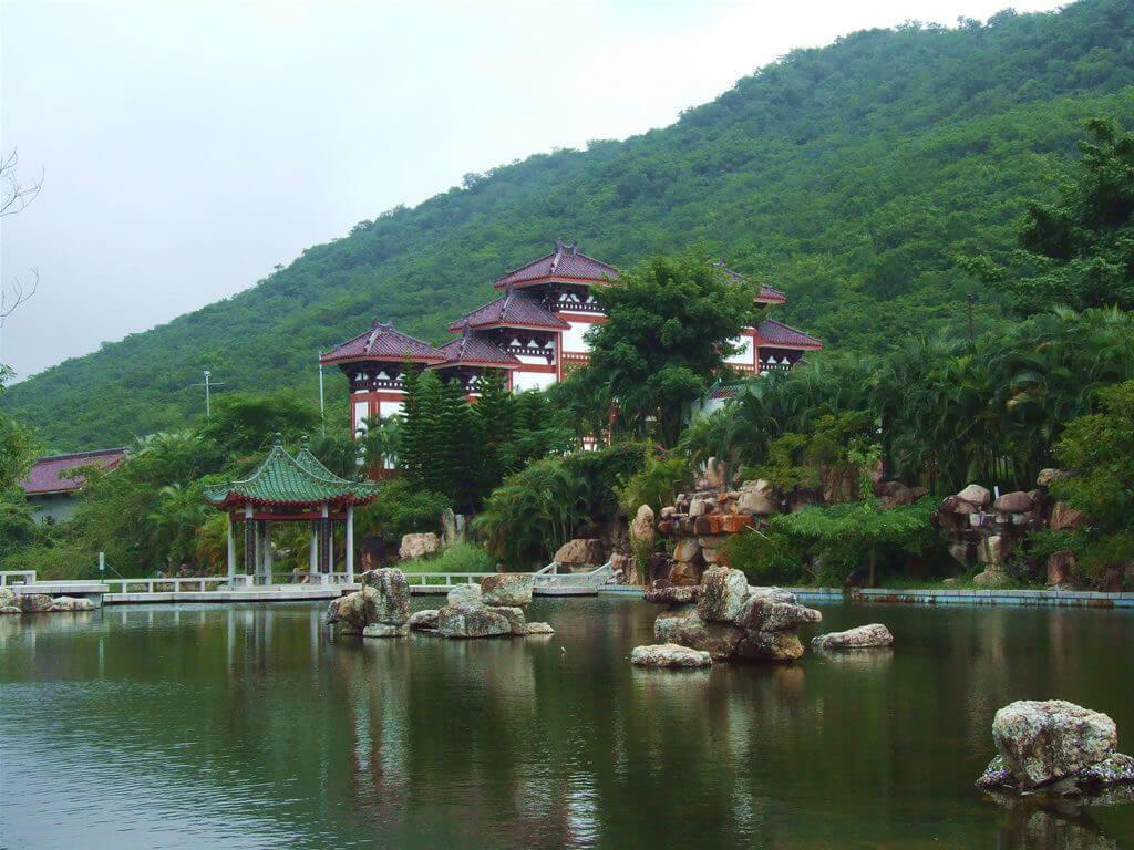 природа острова Хайнань