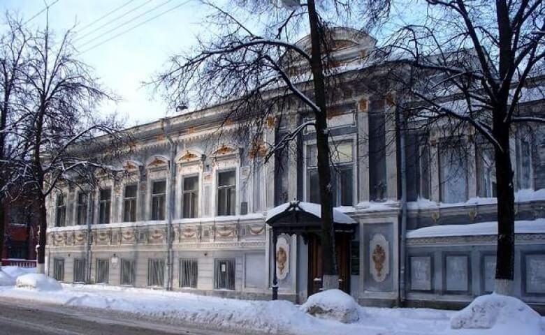 музей имени Горького