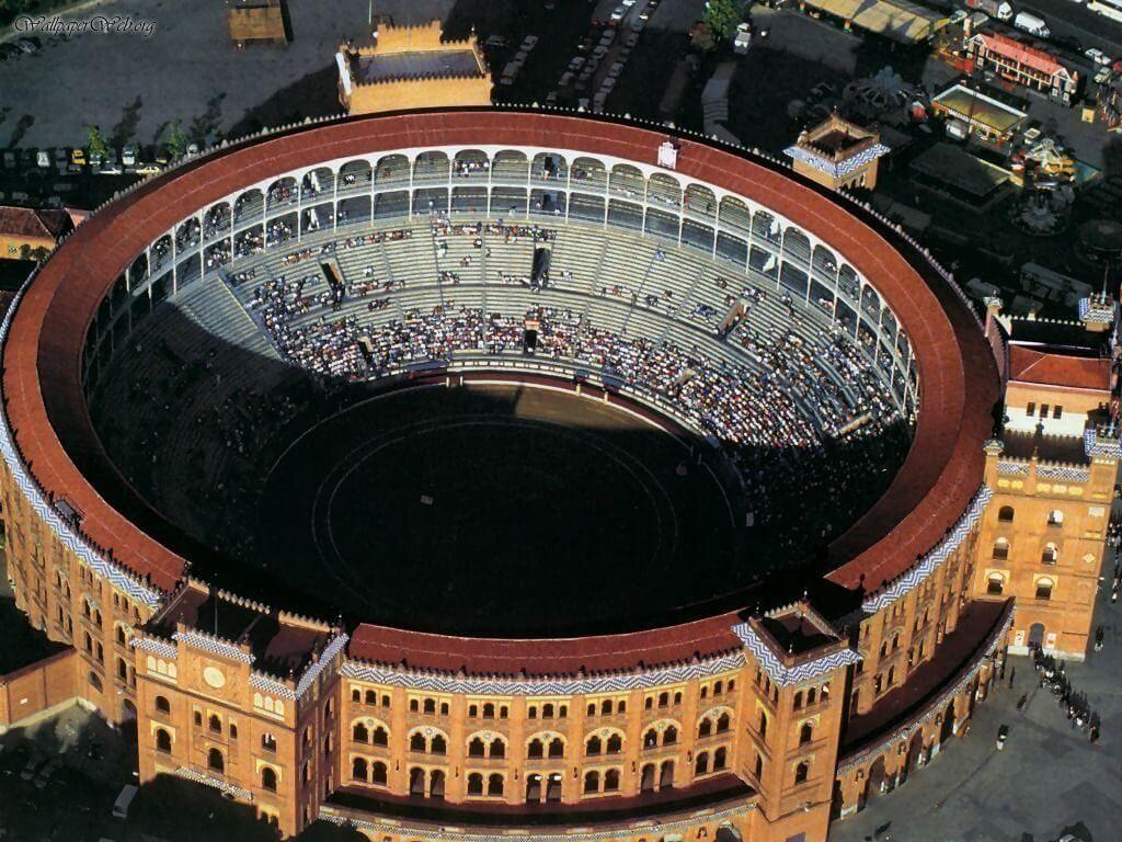фото арены Лас-Вентас