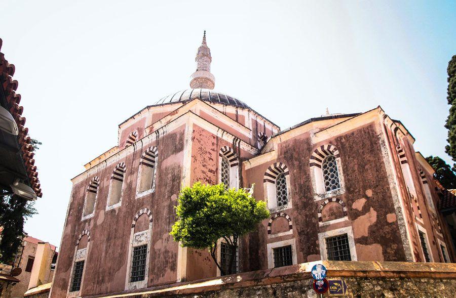 Фото мечеть сулеймана