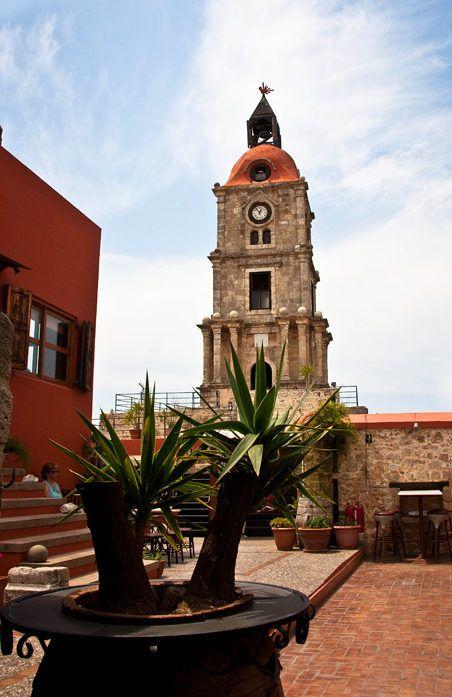 фото часовая башня