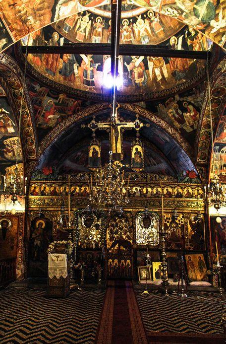 Фото иконостас церкви Богородицы